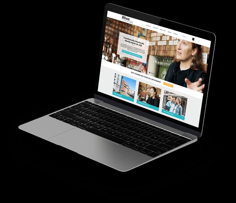 Nieuwe website door Buitengewoon Concept - Reclamebureau Amersfoort